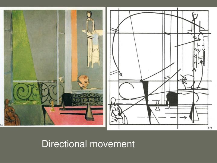 Directional movement