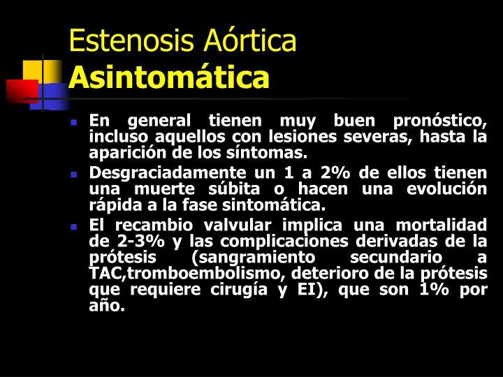 Estenosis Aórtica