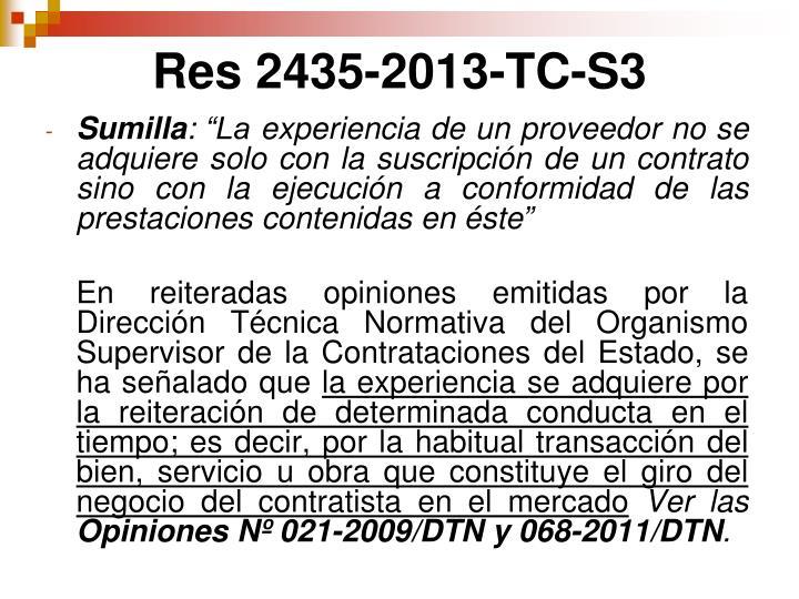 Res 2435-2013-TC-S3