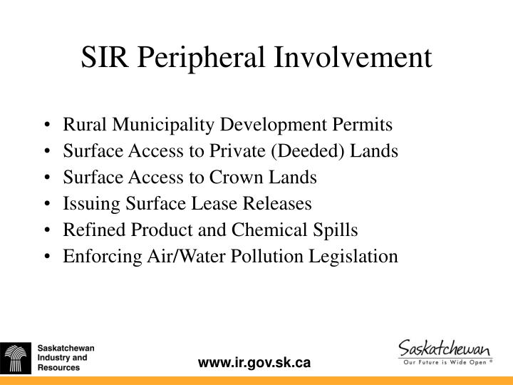 Rural Municipality Development Permits