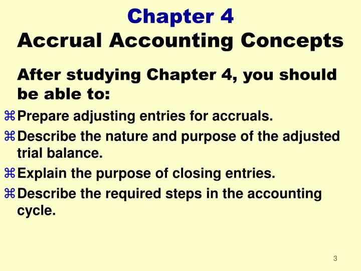 Chapter 4 accrual accounting concepts1