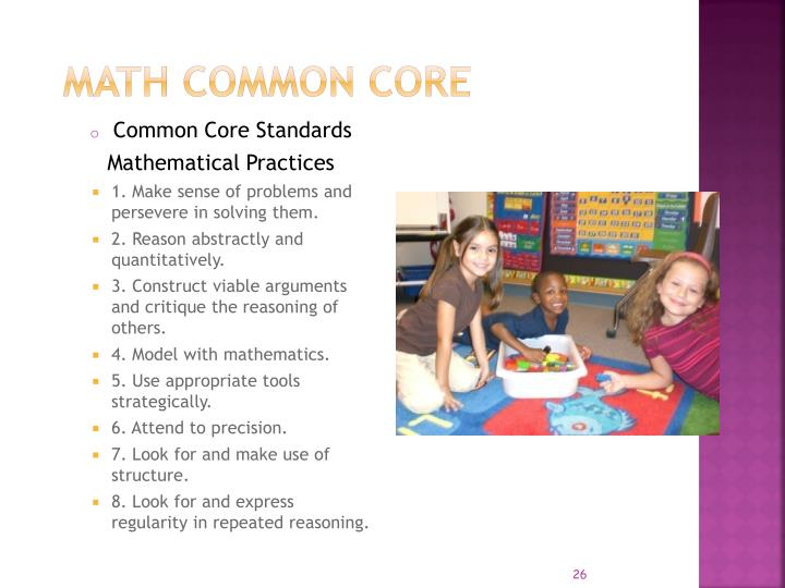 Math common core