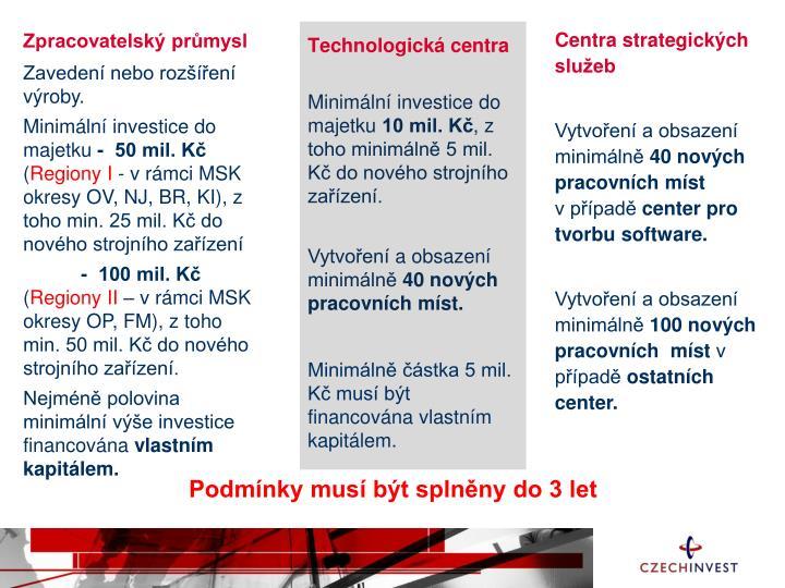 Centra strategických služeb
