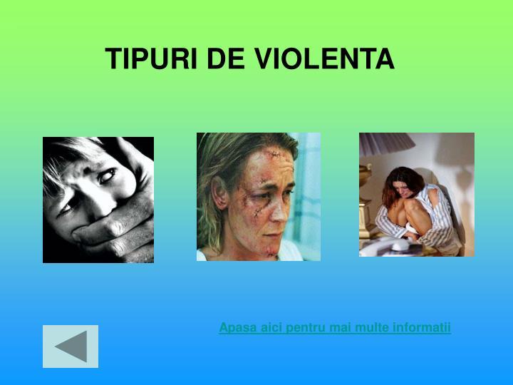 TIPURI DE VIOLENTA