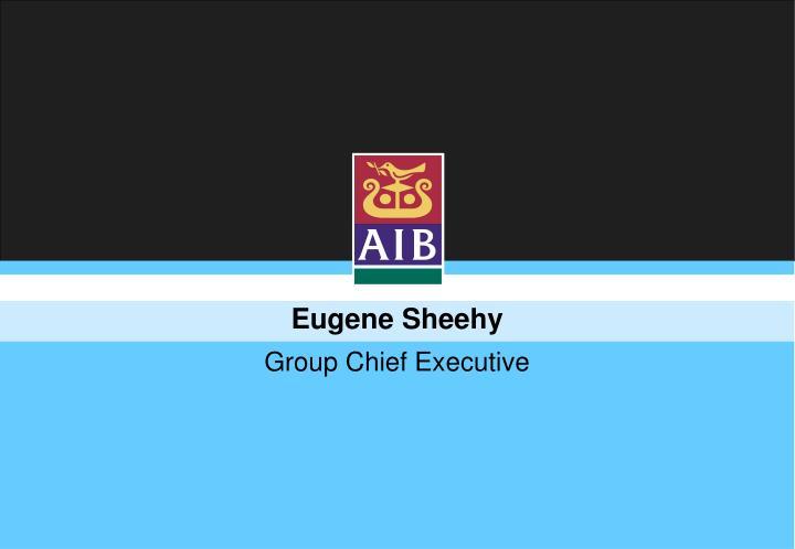 Eugene Sheehy