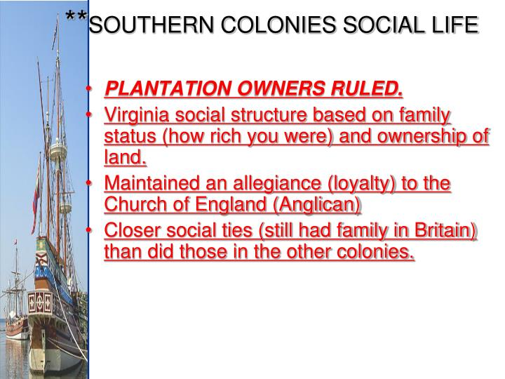 PLANTATION OWNERS RULED.