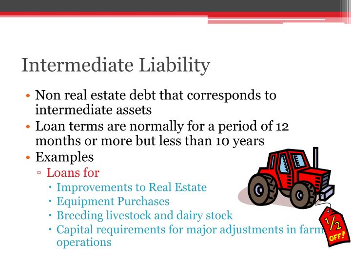 Intermediate Liability
