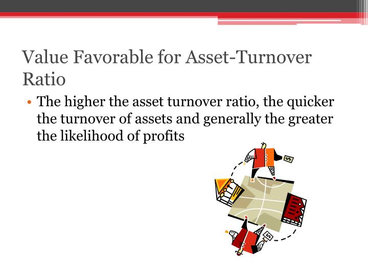 Value Favorable for Asset-Turnover Ratio