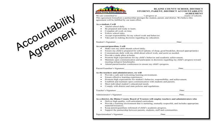 Accountability Agreement