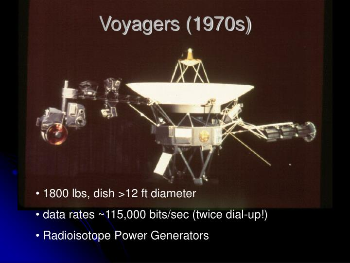 voyagers 1970s