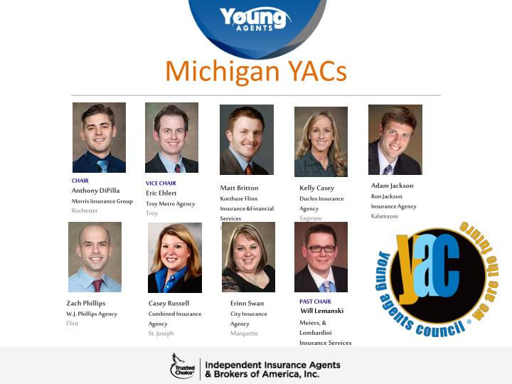 Michigan yacs
