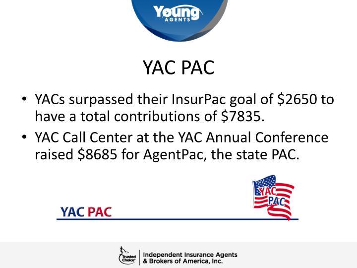 YAC PAC