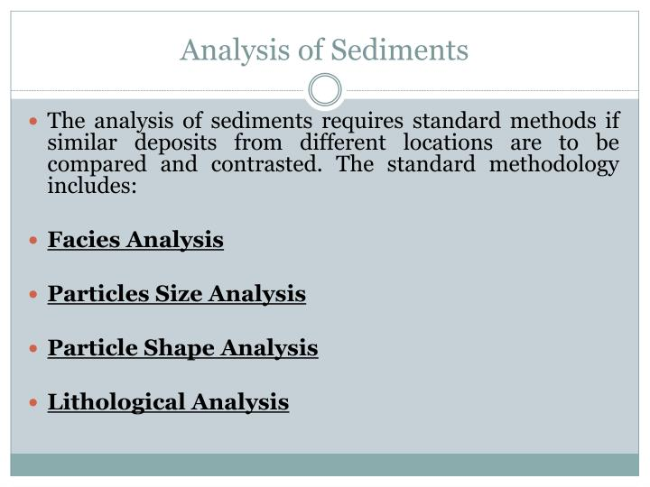 an introduction to the analysis of rocks Elemental analysis of sedimentary rocks: method development in wd-xrf  analysis and further comparison of the method to hxrf practices   introduction.