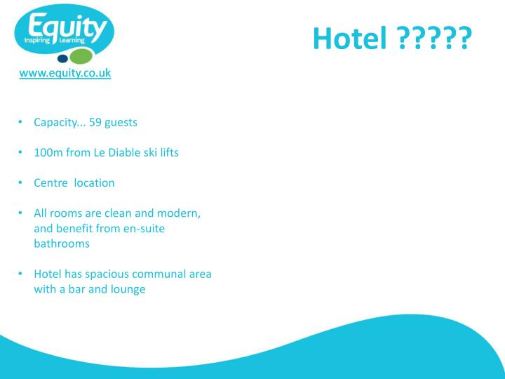 Hotel ?????
