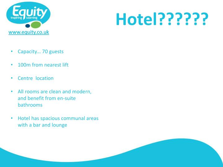 Hotel??????