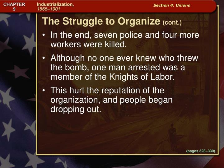 An outlook of the american federation of labor afl since 1886