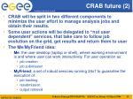 crab future 2