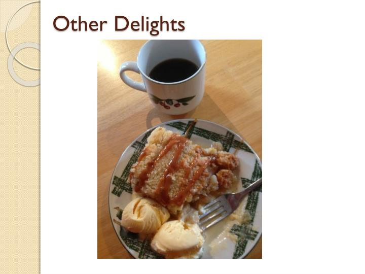 Other Delights