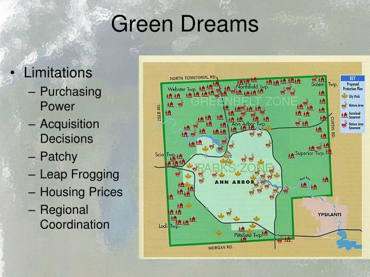 Green Dreams