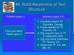 6 build awareness of text structure2