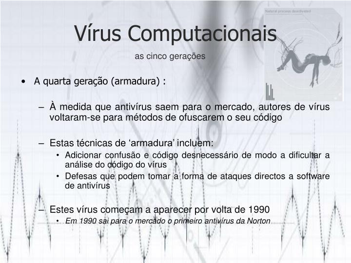 Vírus Computacionais