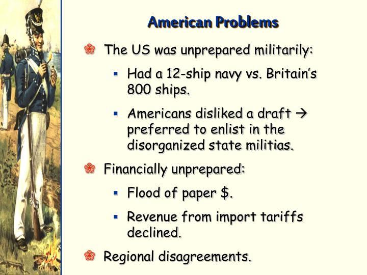 American Problems