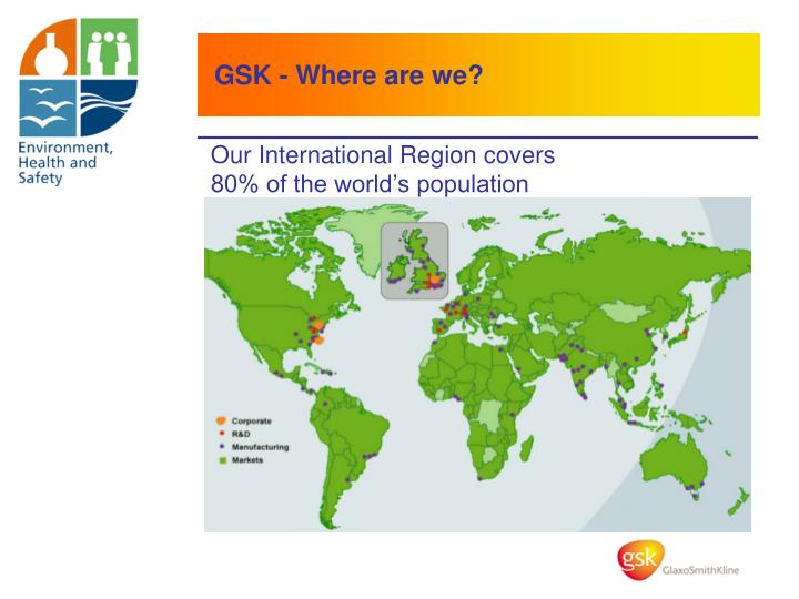 GSK - Where are we?