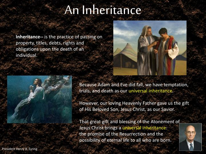 An Inheritance