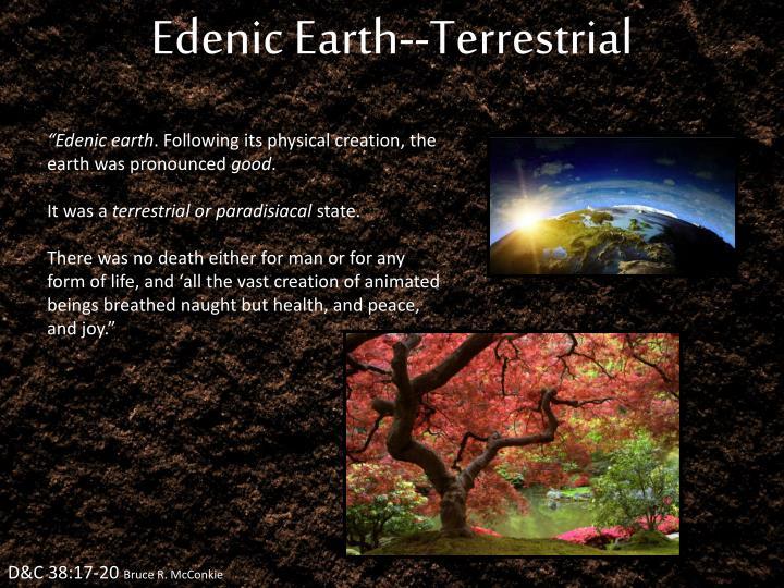 Edenic