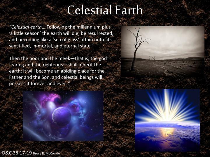 Celestial Earth