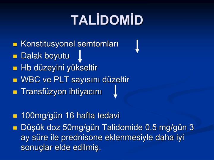 TALİDOMİD
