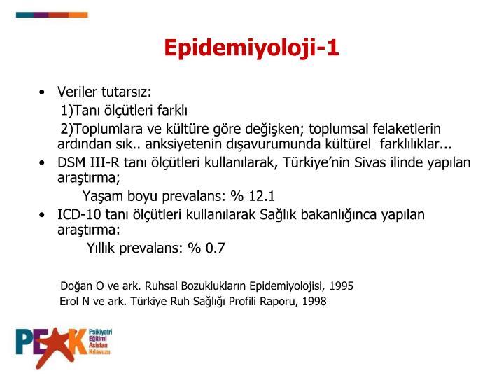 Epidemiyoloji-1