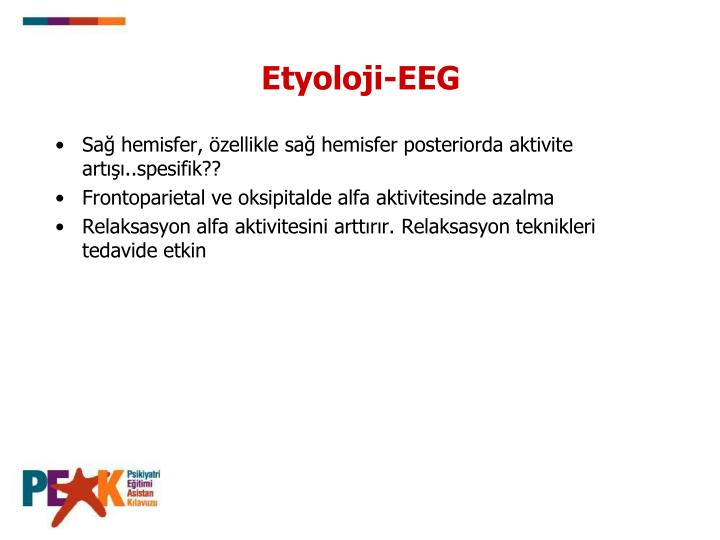 Etyoloji-EEG