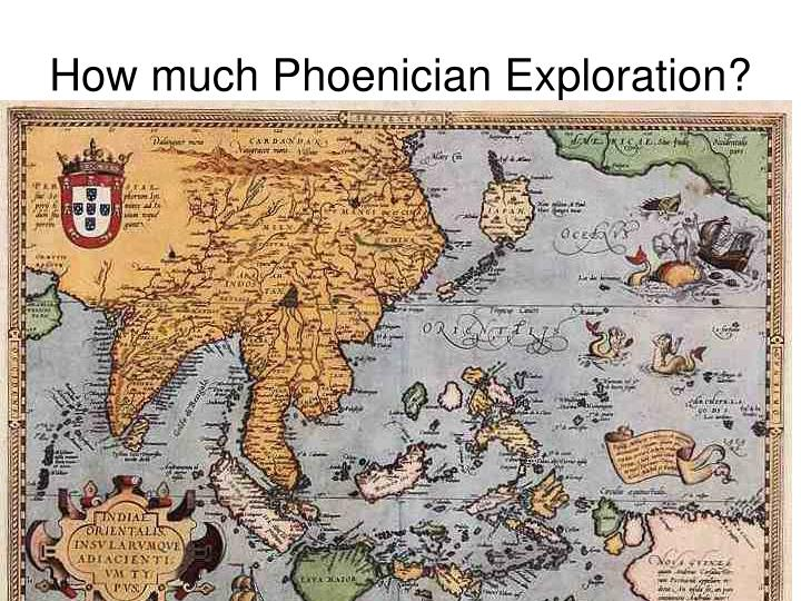 How much Phoenician Exploration?