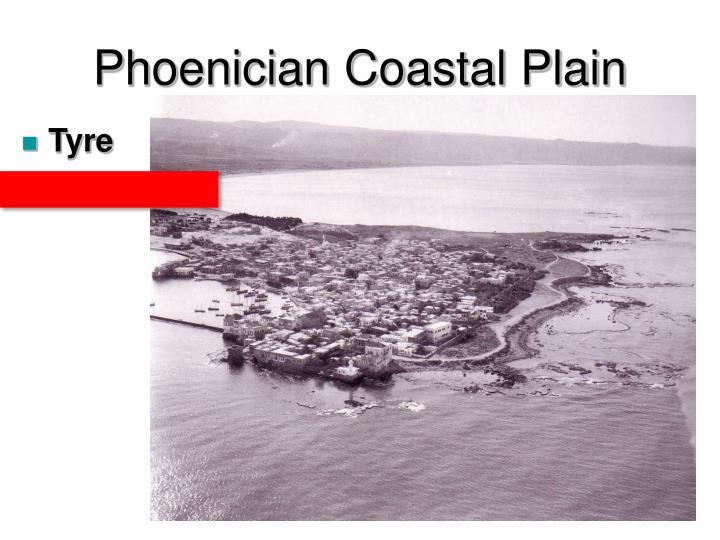 Phoenician Coastal Plain