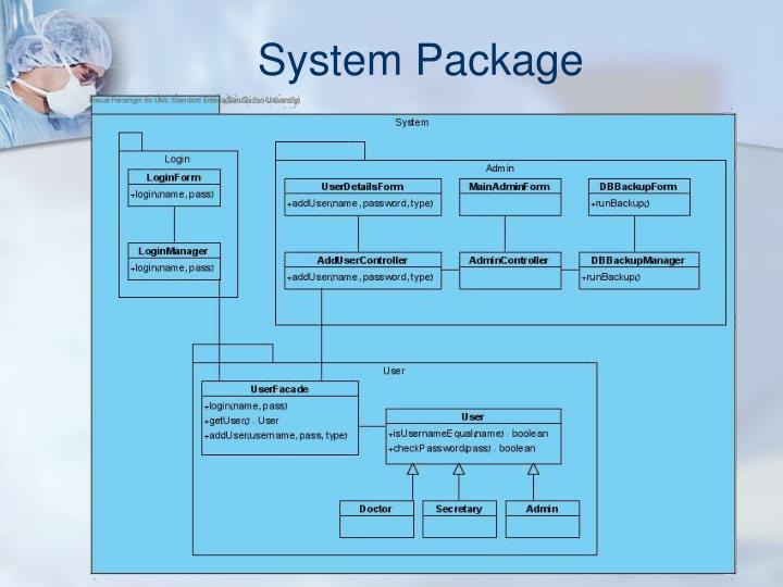 System Package