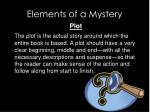 elements of a mystery2