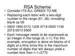 rsa scheme4