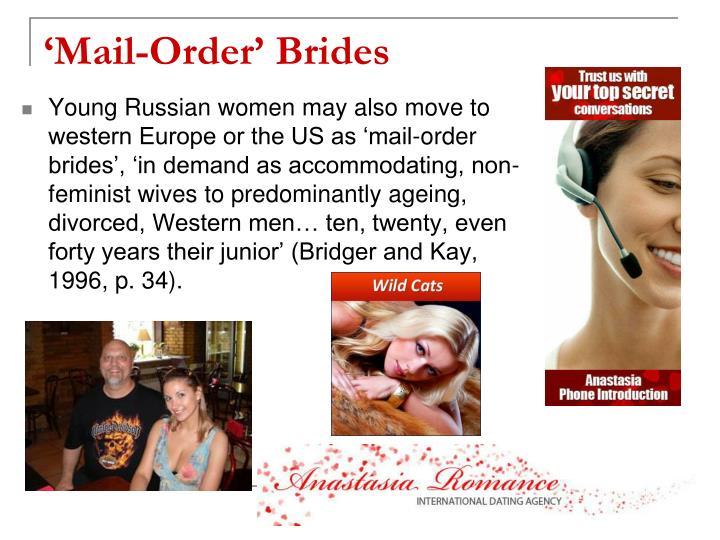 'Mail-Order' Brides