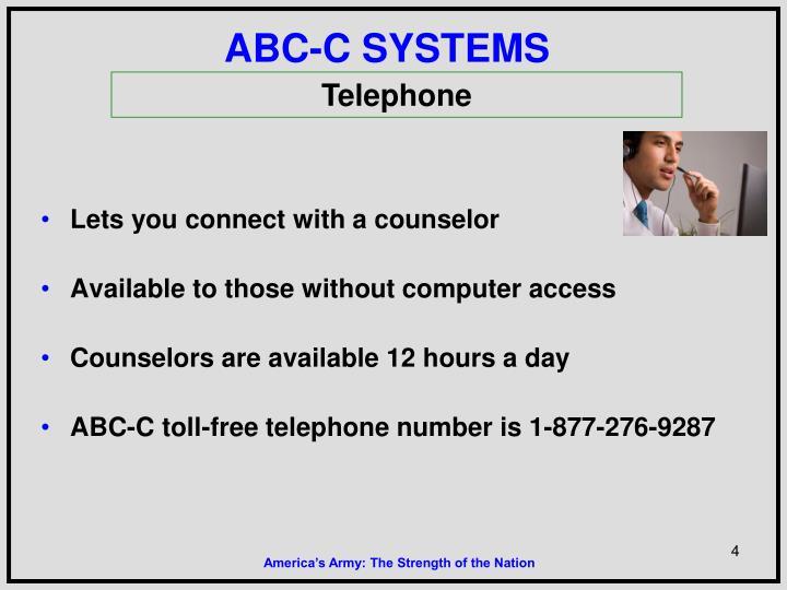ABC-C SYSTEMS