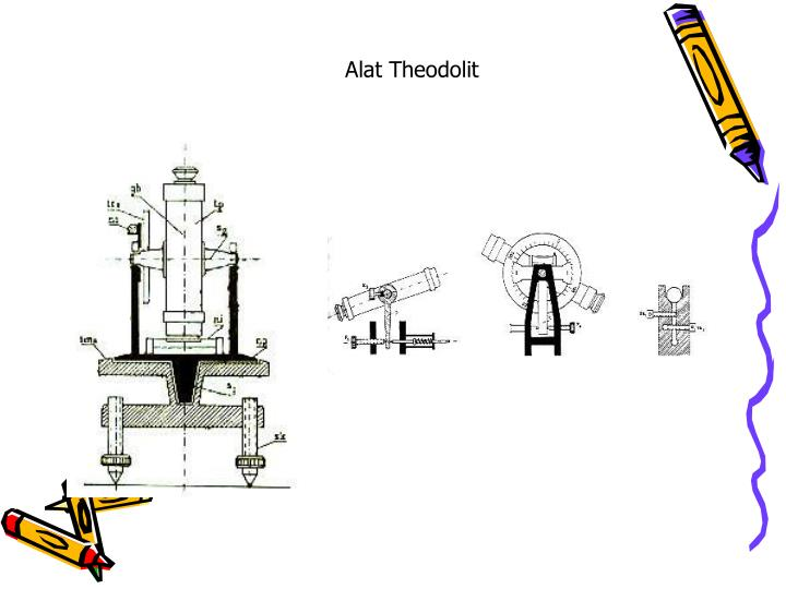 Alat Theodolit