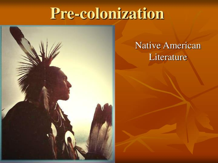 essays on native americans