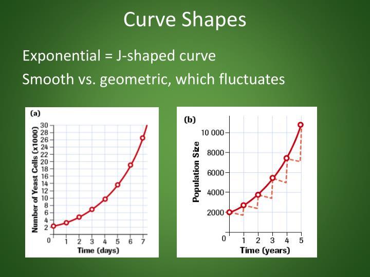 Curve Shapes