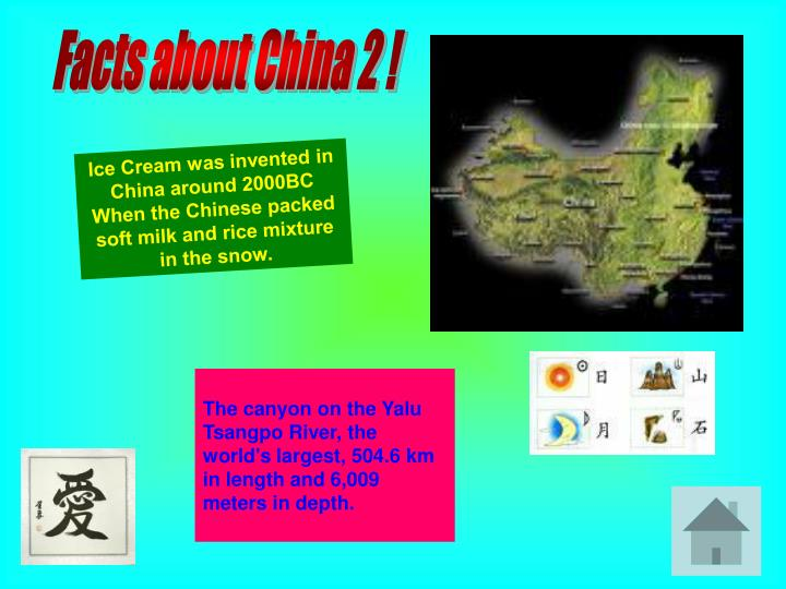 Facts about China 2 !