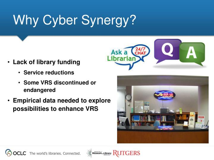Why Cyber Synergy?