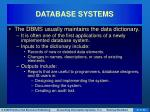 database systems14