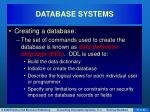 database systems17