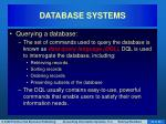 database systems21
