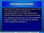 database systems5
