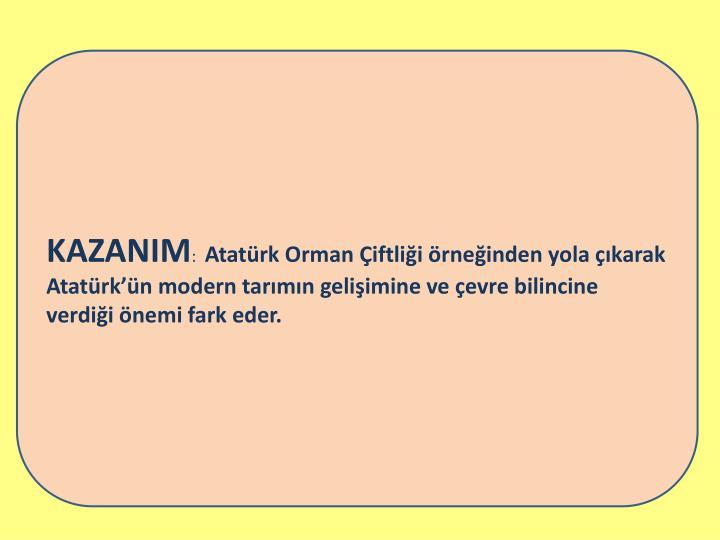 KAZANIM